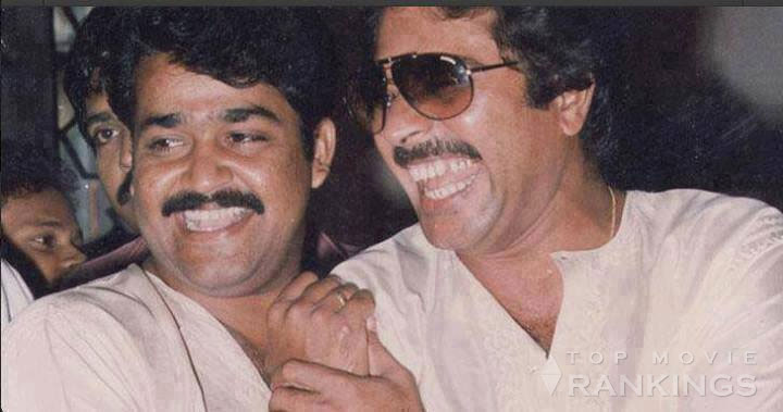 The Big M's- The good Friends Mohanlal and Mammootty