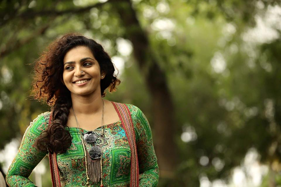 Parvathy as Tessa in Charlie 2015