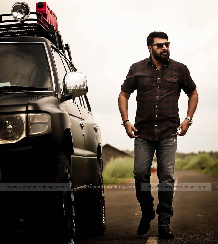 4315-Mammootty The Great Father Malayalam Movie Stills And