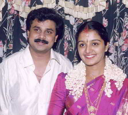 Dileep Married Actress Manju Warrier In The Year 1998 Separated After 16 Years Of Their Marriage Life They Have A Daughter Meenakshi