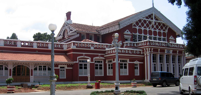 Fernhills Palace - Ooty