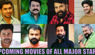 Upcoming movie releases of Malayalam stars in 2017