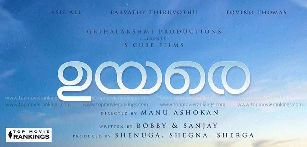 Most anticipated Malayalam movies of the Year 2019 - Uyare