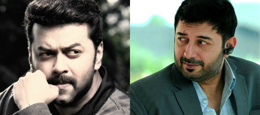 Indrajith to play a key role in Karthick Naren's next