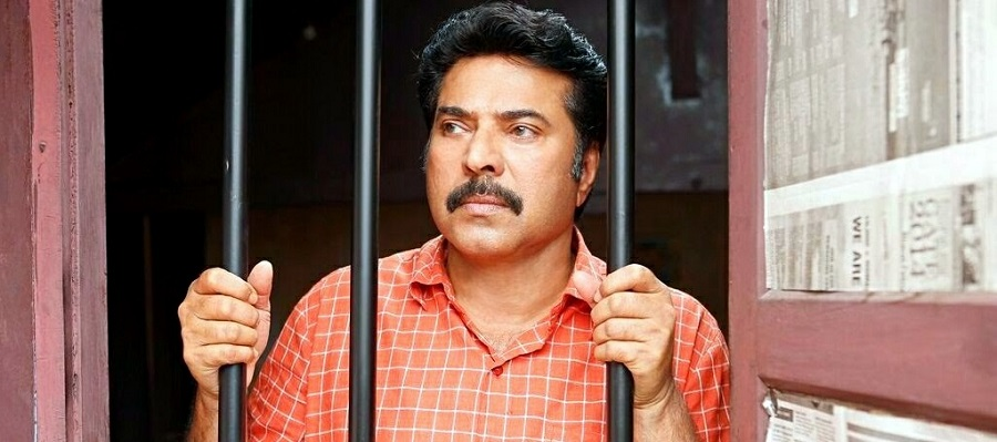Mammootty - Sharrath Sandith movie gets a law-related title