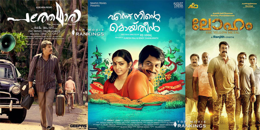 satellite rights records of latest malayalam movies 2015