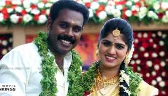 Actor Senthil Krishna enters wedlock with Akhila today