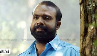 Chemban Vinod Jose starts scripting his next movie