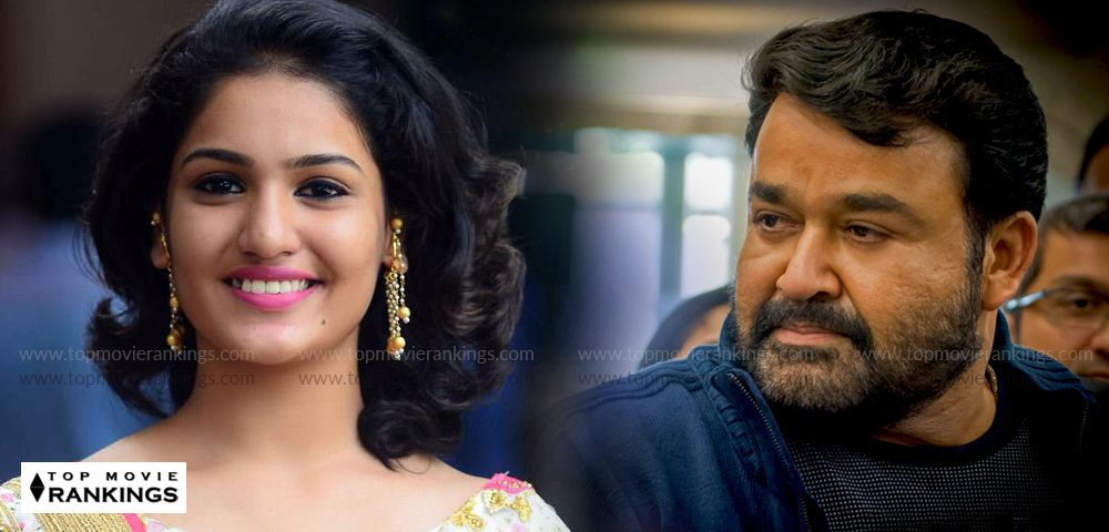Queen fame Saniya Iyappan roped in for Mohanlal's Lucifer?