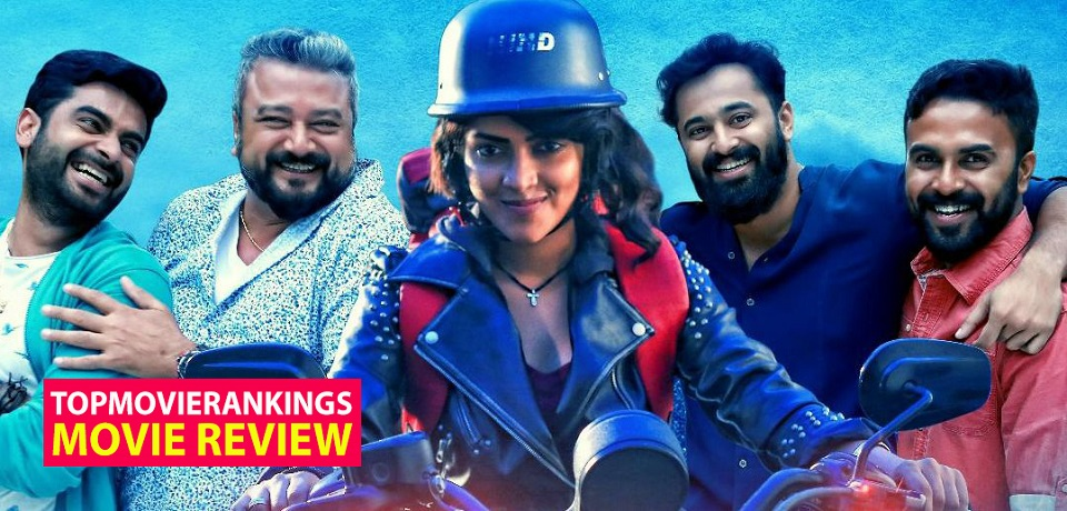 Achayans review; a sloppy attempt for a comedy drama